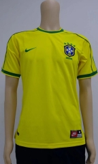 [JOE] Adult  retro Brazil home yellow version  1998