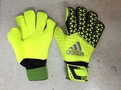 [JOE]  AD Goalkeeper's Gloves ,2 color ,Top quality
