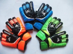 [JOE]  AD Goalkeeper's Gloves ,3 color ,Top quality