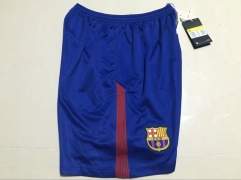 [JOE] 17/18 Barcelona home blue shorts