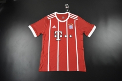 Bayern Munich Home Red Climacool Fans Version 2017/18