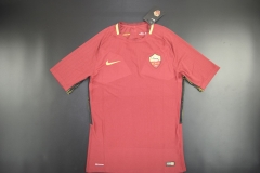 [JOE] Adult AS Roma Home Red Player Version  2017/18