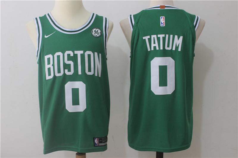 64b6d2bc3c9 ... where to buy nike boston celtics 0 jayson tatum green womens nba  swingman icon edition jersey ...