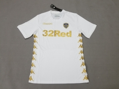 [JOE] Adult Leeds United Association Home White Fans Version Jersey 2017/18