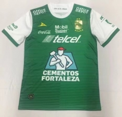 [JOE] Adult Club Leon Home Green Soccer Jersey 2017/18