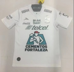 [JOE] Adult Club Leon Away White Soccer Jersey 2017/18