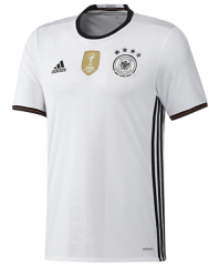 Adult Germany home white fans version 2016