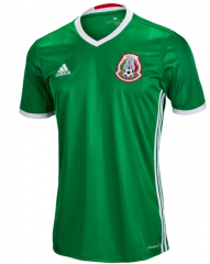 Mexico Home Green Fans Version 2016-17