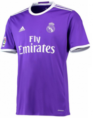 Adult Real Madrid Away fans version 2016-17