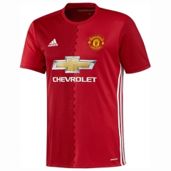 Mancheser United Home Red Fans Version 2016-17