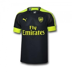 Arsenal Third Ucl Soccer Jersey Shirt 2016-17