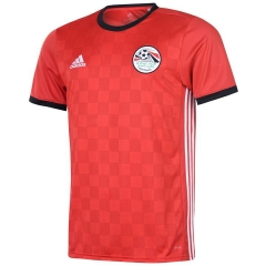 Egypt Home World Cup Red Soccer Jersey Shirt  2018