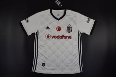 [JOE] Adult Besiktas Home White Fans Version Jersey 2017/18