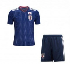 2018 Youth Japan Home Soccer Kit
