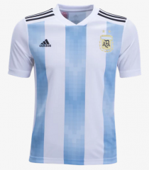 Player Version Argentina Home World Cup 2018 Soccer Jersey