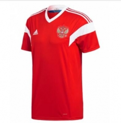 Player Version Russia Home World Cup 2018 Soccer Jersey