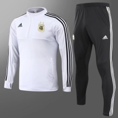 Youth Argentina White World Cup 2018 Training Suit