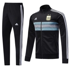 Argentina Black N98 Jacket Suit 2018