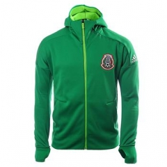 Mexico Green Z.N.E. Hoodie Jacket 2018