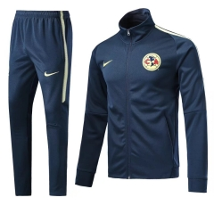 Club America Blue N98 Jacket Suit 2018