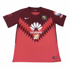 Club America Red Goalkeeper Soccer Jersey 2018