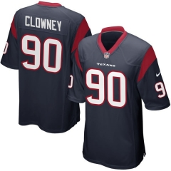 Jadeveon Clowney Houston Texans Game Jersey - Navy/White/Red