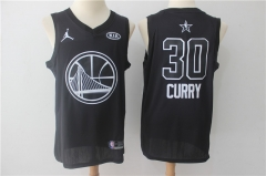Stephen Curry #30 Nike 2018 NBA All-Star Edition Swingman Jersey -Black/White
