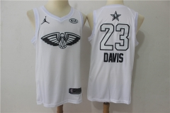 Anthony Davis #23 Nike 2018 NBA All-Star Edition Swingman Jersey - White/Black