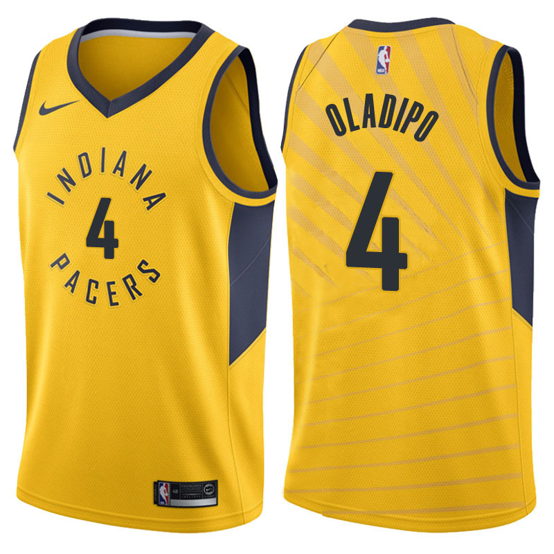 on sale 3b10c a3a54 Victor Oladipo Indiana Pacers Swingman Icon Jersey