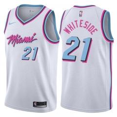 Hassan Whiteside Miami Heat City Edition Jersey 49945769f