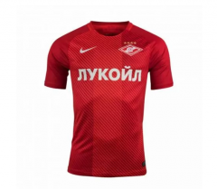 Spartak Moscow Home Red  Soccer Jersey shirts 2017-18