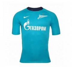 Zenit Home Blue Soccer Jersey Supporters shirts 2017-18