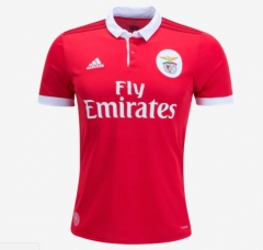 Adult Benfica Home Red Soccer Jersey 2017/18