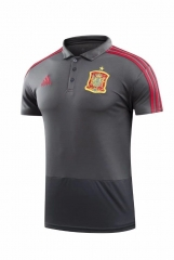 Spain Gray World Cup 2018 Polo