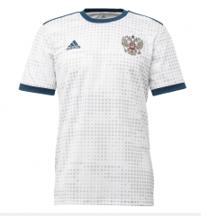 2018 Russia Away Soccer Jersey Shirts