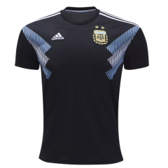 2018 World Cup Argentina Away Soccer Jersey Shirts