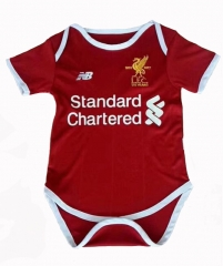 Baby Liverpool Home Red  Infant Crawl Suit 2018