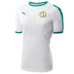 2018 Senegal Away Soccer Jersey Shirts
