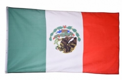 Mexico Flag National Country Banner Super-Poly Indoor/Outdoor