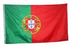 Portugal Flag National Country Banner Super-Poly Indoor/Outdoor