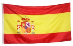 Spain Flag National Country Banner Super-Poly Indoor/Outdoor