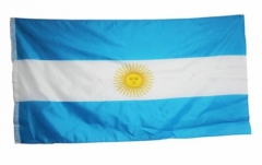 Argentina Flag National Country Banner Super-Poly Indoor/Outdoor
