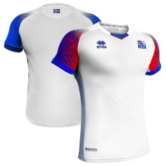 2018 Iceland Away Soccer Jersey Shirts