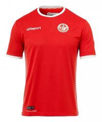 2018 World Cup Tunisia Away Soccer Jersey Shirts