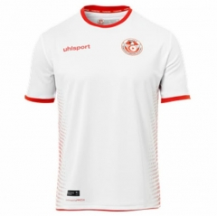 2018 World Cup Tunisia Home Soccer Jersey Shirts