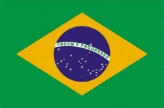 Brazil Flag National Country Banner Super-Poly Indoor/Outdoor
