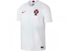 2018 World Cup Portugal Away Soccer Jersey Shirts