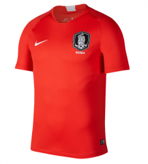 2018 World Cup South Korea Home Soccer Jersey Shirts