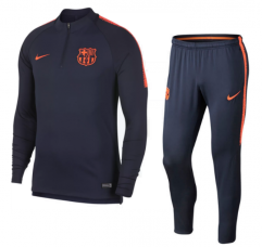 Barcelona Borland Training Suit 2018