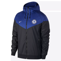 Chelsea Blue Windbreaker 2018